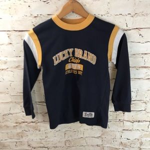 Lucky Brand Athletic Department Kids Tee